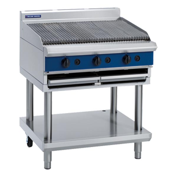 Blue Seal Evolution Series 900mm Gas Chargrill