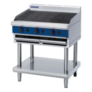 Blue Seal Evolution Series 900mm Gas BBQ Grill Leg Stand