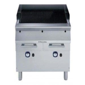 Electrolux 800mm ELCO 700 Series Gas CharGrill On Cabinet Base