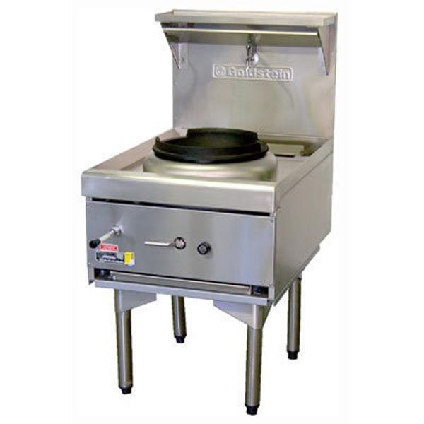 Goldstein Single Air Cooled Gas Wok