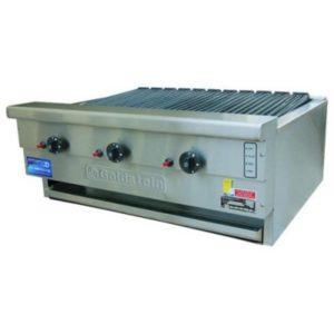 Goldstein Gas Char Broiler BBQ RBA-36L