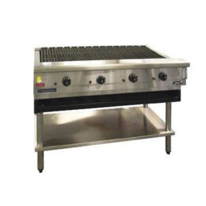 Goldstein Gas Char Broiler BBQ