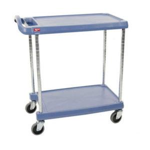 Metro ME.MY1627.24.BU Polymer My Cart Series Utility Carts