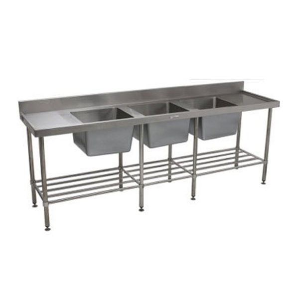Simply Stainless 600series Sink Bench