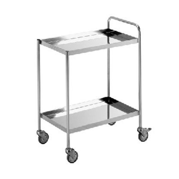 Simply Stainless SS14 Two Tier Trolley