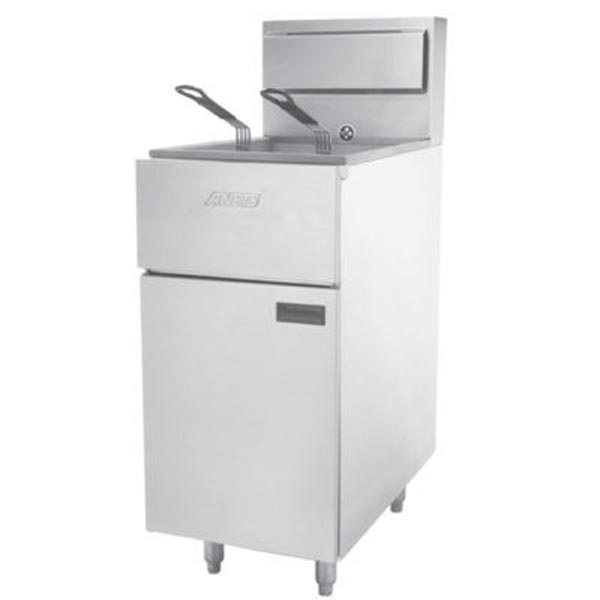 Anets SilverLine Gas Fryer SLG40