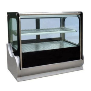 Anvil Aire 1200mm Countertop Showcase Hot Display DGHV0540