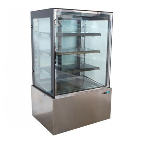 Anvil Aire DSV0830 4 Tier Square Glass Cake Display – 900mm
