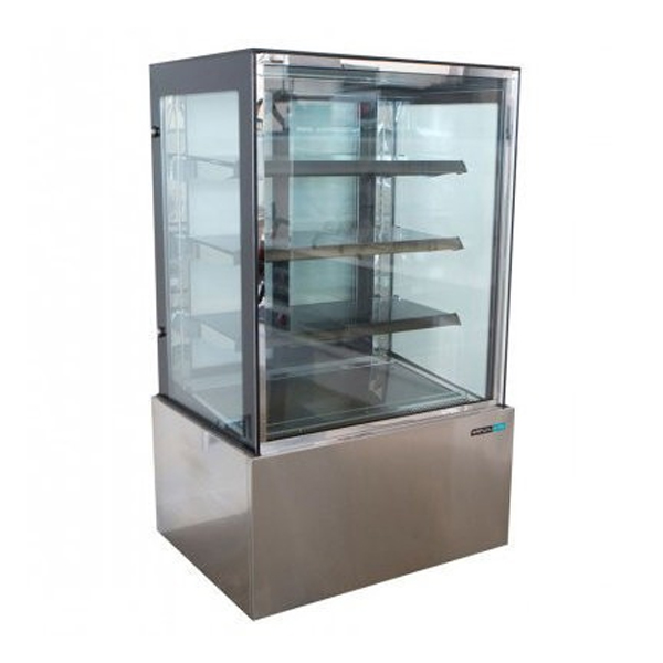 Anvil Aire DSV0840 4 Tier Square Glass Cake Display – 1200mm