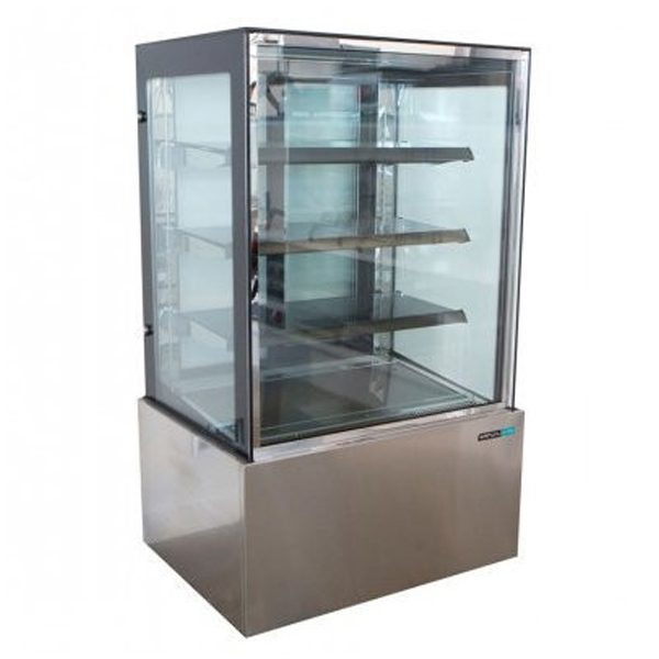 Anvil Aire Dsv0860 4 Tier Square Glass Cake Display 1800mm