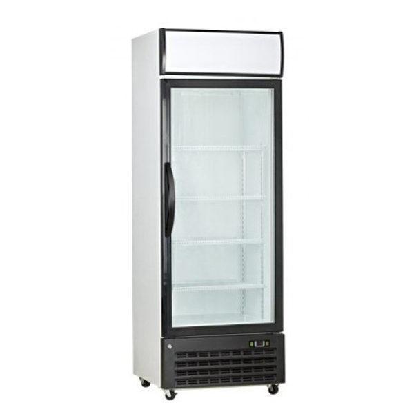 Anvil DFS2315 Upright Glass Door Display Freezer
