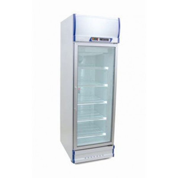 Anvil GDJ0640 Single Glass Door Display Fridge
