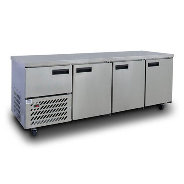 Anvil UBS2400 Stainless Steel Under Bench Fridge