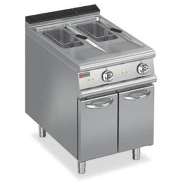 Baron Gas Split Pan Fryer 7FRI/G610