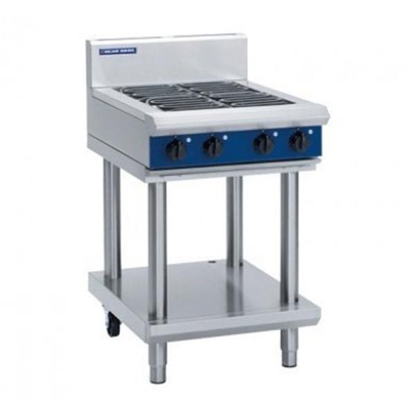 Blue Seal 4 Radiant Elements Cooktop On Leg Stand E514D-LS