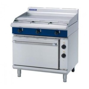 Blue Seal Heavy Duty Static Oven Range E506D/C/B/A