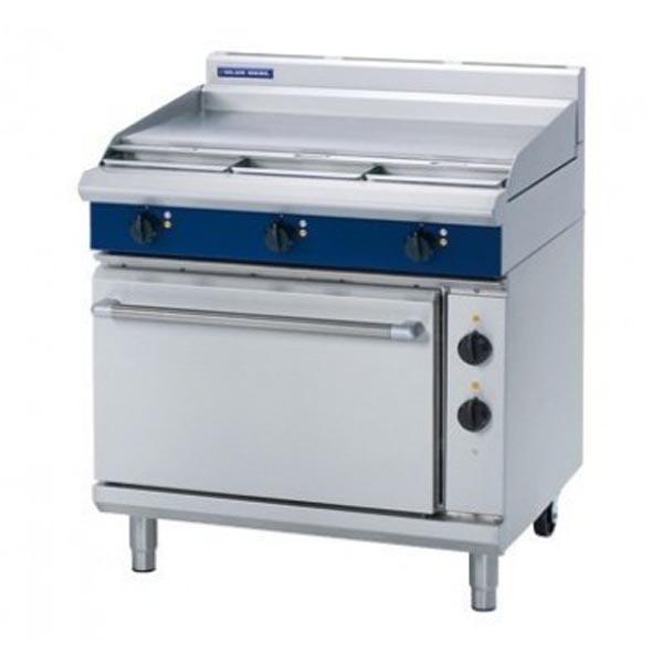 Blue Seal Heavy Duty Static Oven Range E506D/C/B/A