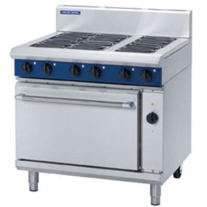 Blue Seal Heavy Duty Electric Range With Oven E56D/C/B/A