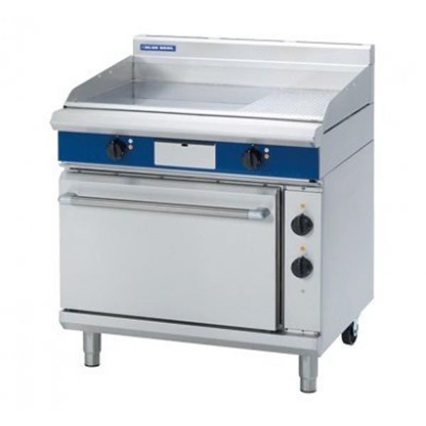 Blue Seal 900mm Griddle Static Oven EP506