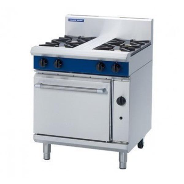 Blue Seal Gas Range Oven 750mm G505D/C