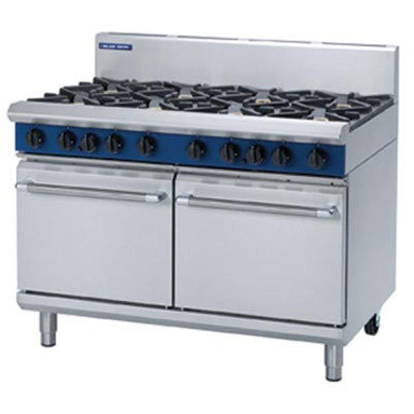 Blue Seal G528d C B A Gas Range 2 Static Oven