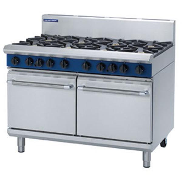 Blue Seal Gas Range – 2 Static Oven G528D/C/B/A