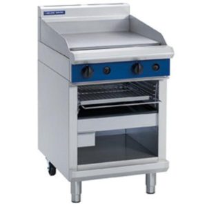Blue Seal Gas Griddle Toaster – 600mm G55T