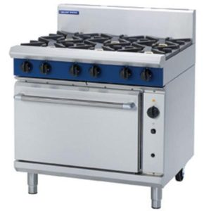 Blue Seal Heavy Duty Gas Convection Oven G56D/C/B/A