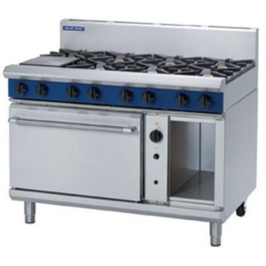 Blue Seal Gas Range – Convection Oven G58D/C/B/A