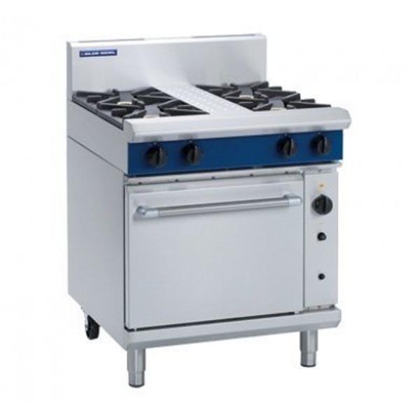 Blue Seal 750mm Gas Range Convection Oven GE54D/C