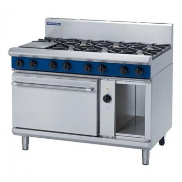 Blue Seal Gas Electric Convection Oven 1200mm GE58D/C/B/A