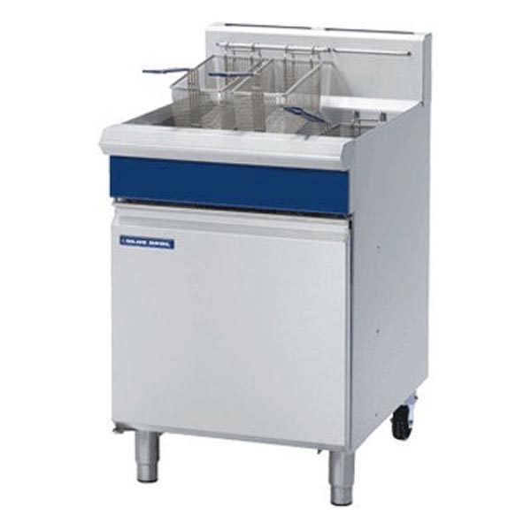 Blue Seal Vee Ray 600mm Single Pan Gas Fryer GT60
