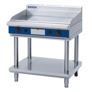 Blue Seal Series Gas Griddles 900mm GP516-LS/CB/RB