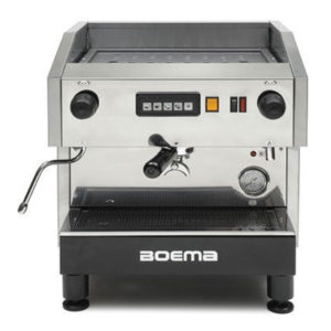 Boema CC-1V10A Caffe 1 Group Volumetric Espresso Machine