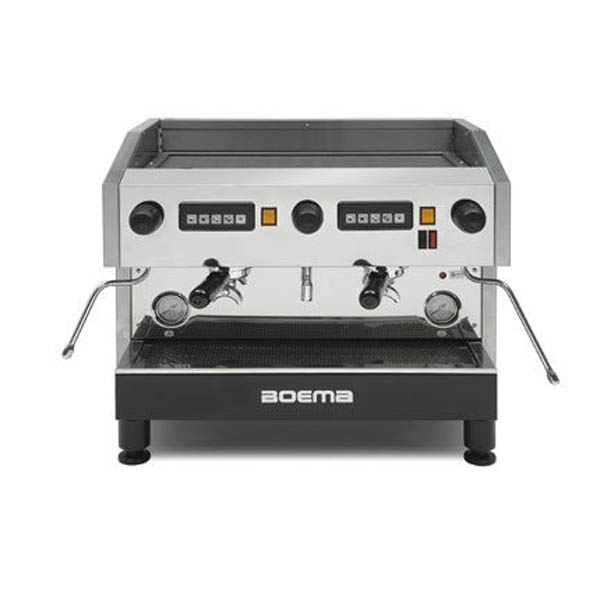 Boema Cc 2v15a Caffe 2 Group Volumetric Espresso Machine