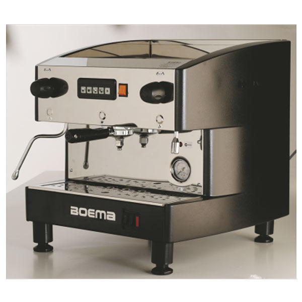 Boema D 1v10a Deluxe 1 Group Volumetric Espresso Machine