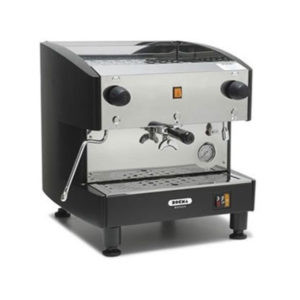 Boema DW-1S10A Deluxe 1 Group Semi Bain Marie Espresso Machine