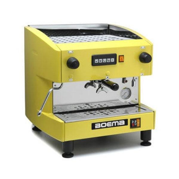 Boema DW-1V10A Deluxe 1 Group Volumetric Bain Marie Espresso Machine