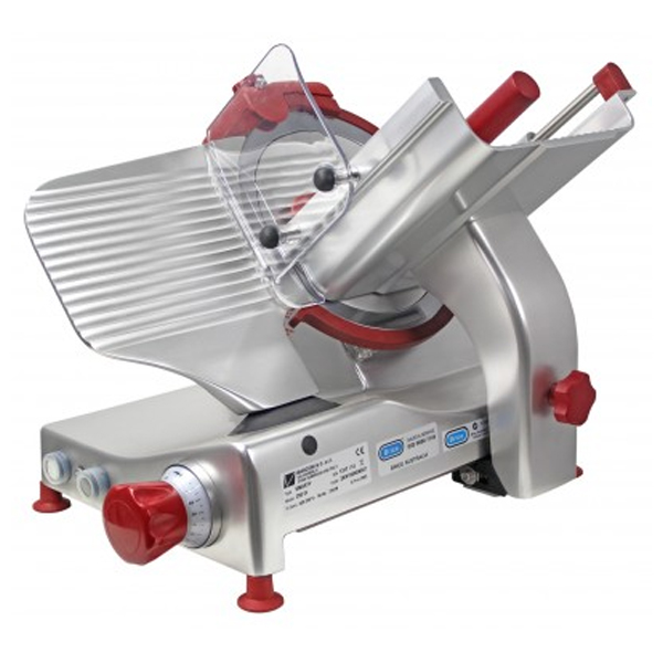 Brice MAN250IX Belt Driven Slicer
