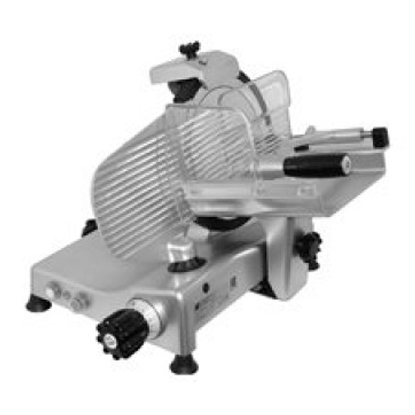Brice MAN300IB Manual Gravity Feed Slicer