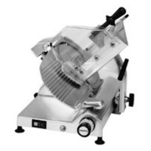Brice OMAC35E Manual Gravity Feed Slicer