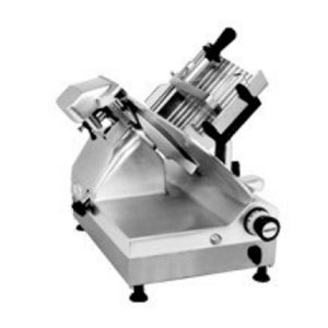 Brice OMACX30E Variable Speed Semi-Automatic Slicer