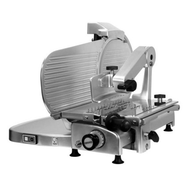 Brice OMAL37S Gear Driven Manual Vertical Slicer