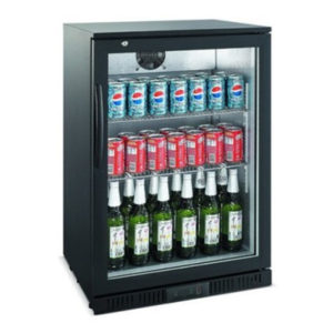 Bromic BB0120GD Back Bar Chiller – 118 Litre