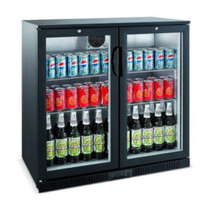Bromic BB0208GD Back Bar Chiller – 208 Litre