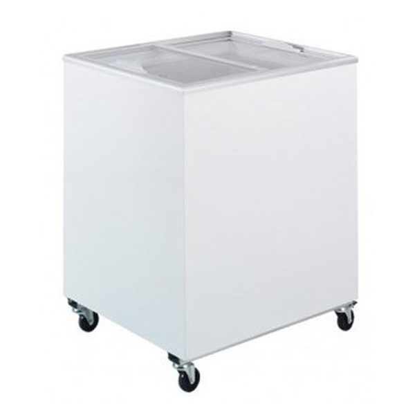 Bromic CF0200FTFG Flat Top/Flat Glass Chest Freezer - 191 Litre