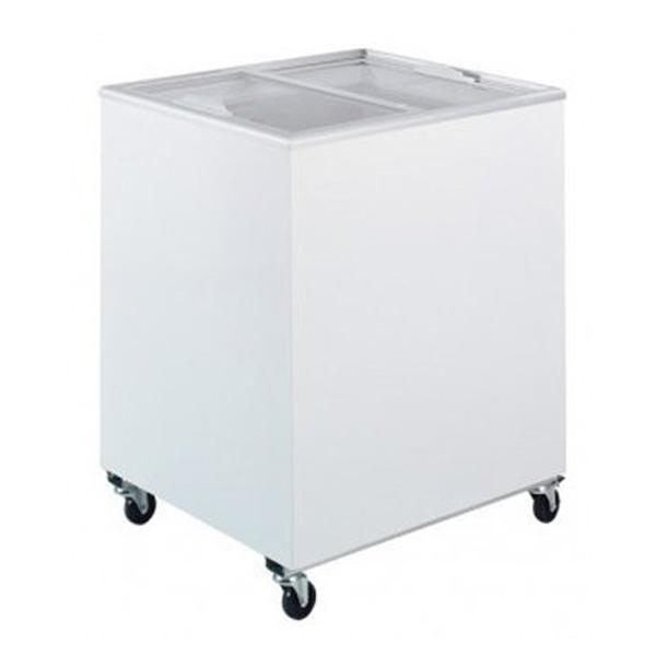Bromic CF0200FTFG Flat Top/Flat Glass Chest Freezer – 191 Litre