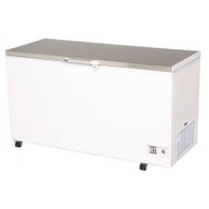 Bromic CF0500FTSS S/Steel Flat Top Chest Freezer – 492 Litre