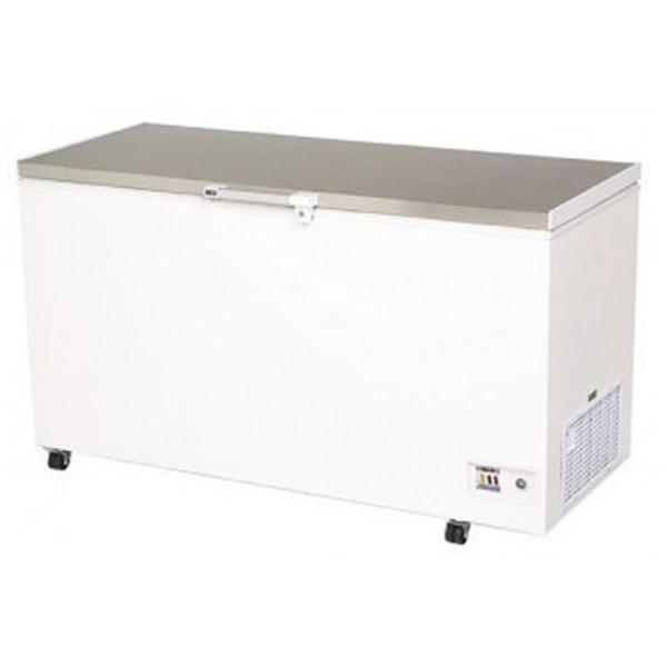 Bromic CF0500FTSS S/Steel Flat Top Chest Freezer - 492 Litre