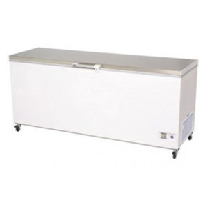 Bromic CF0700FTSS S/Steel Flat Top Chest Freezer – 675 Litre